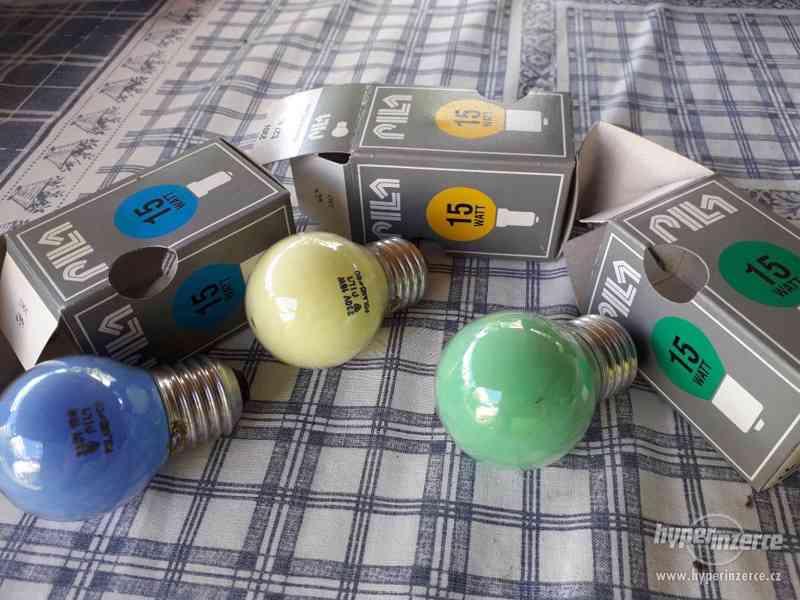 11 kusů - žárovek 100 W,150 W,15 W - NOVÉ - foto 5
