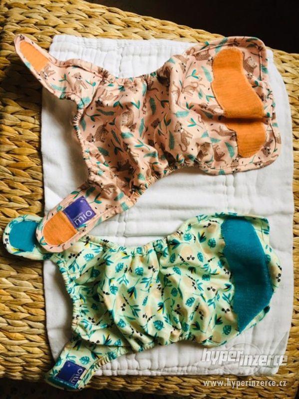 Bambino mio set plen (18 ks + 14 ks) a 2x kalhotek