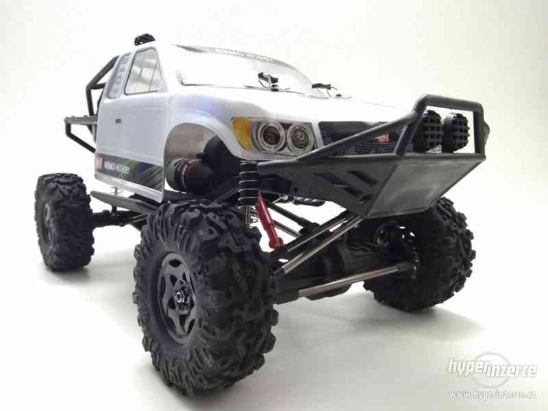 RC Off-road Crawler Truck REMO , 1:10 RTR