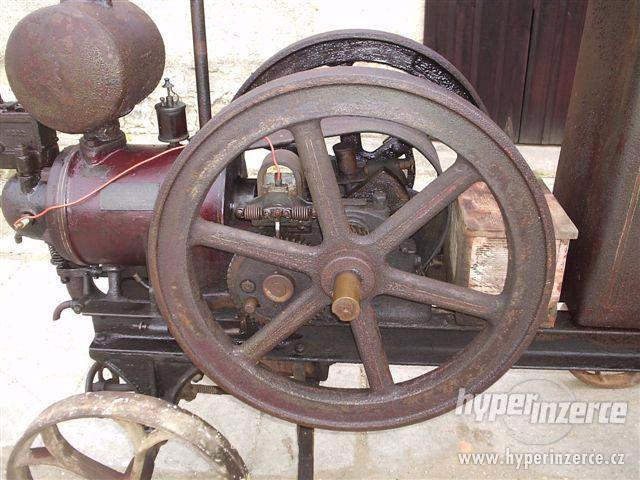 Koupím stabilní motor, stabilák