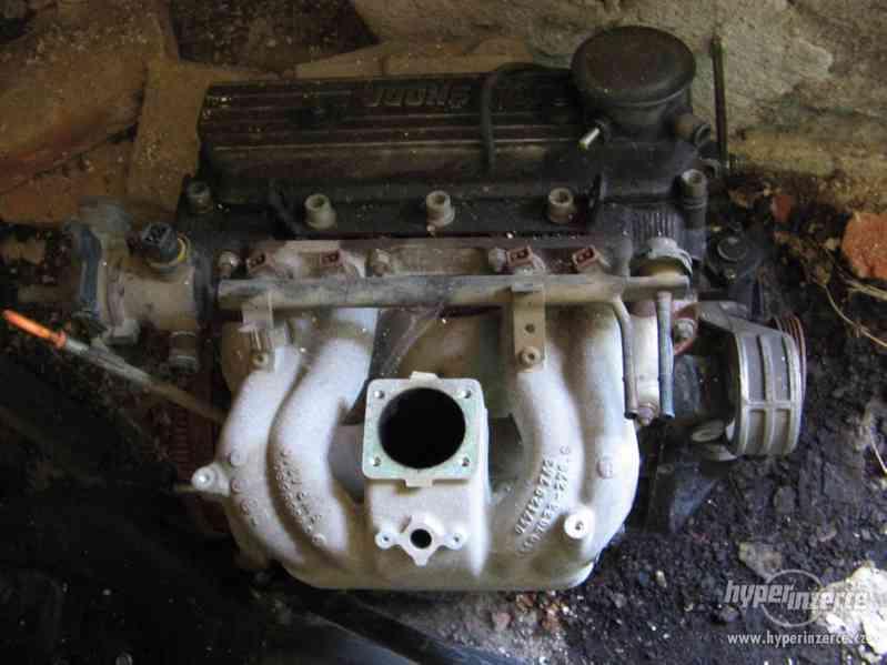Prodám motor Škoda Felicia 1.3 MPI
