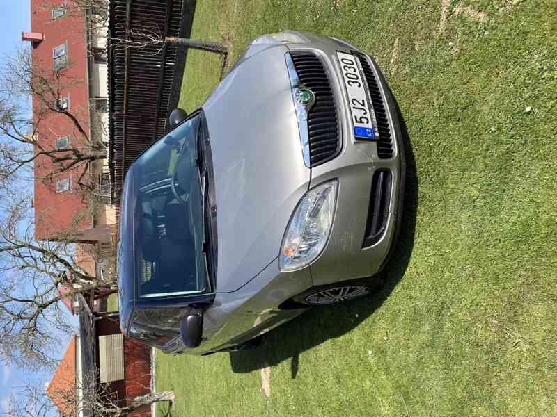 prodám Škoda Fabia II
