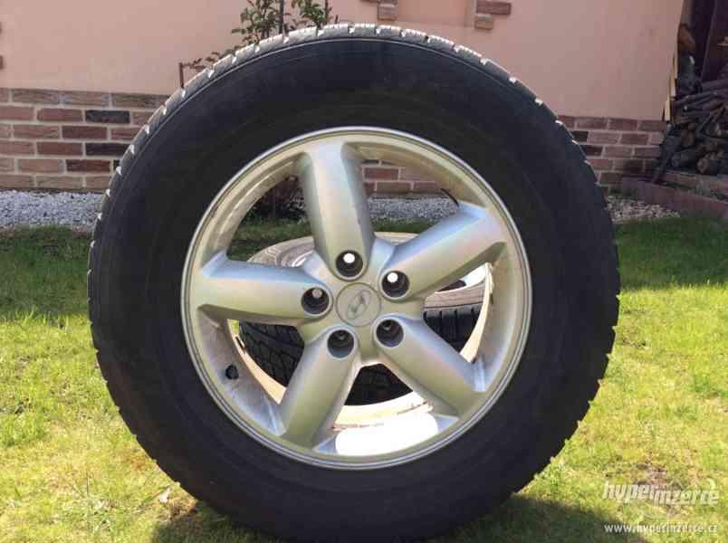 """Hyundai SantaFe 17"""" alu kola"""