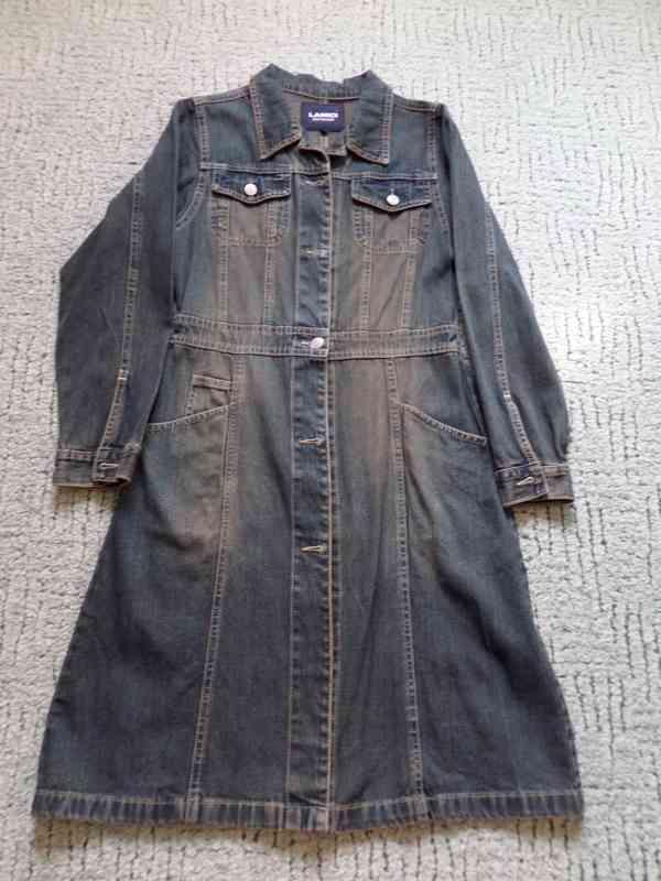 Džínový kabát