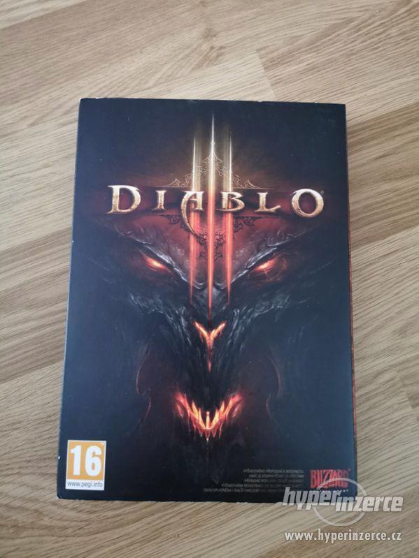 Diablo 3 - krabicová verze