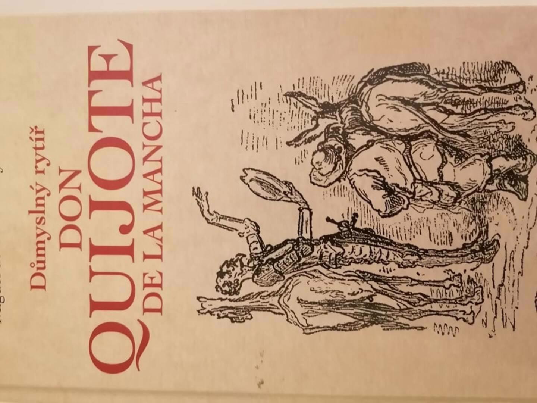 Důmyslný rytíř Don Quijote de la Mancha - foto 1