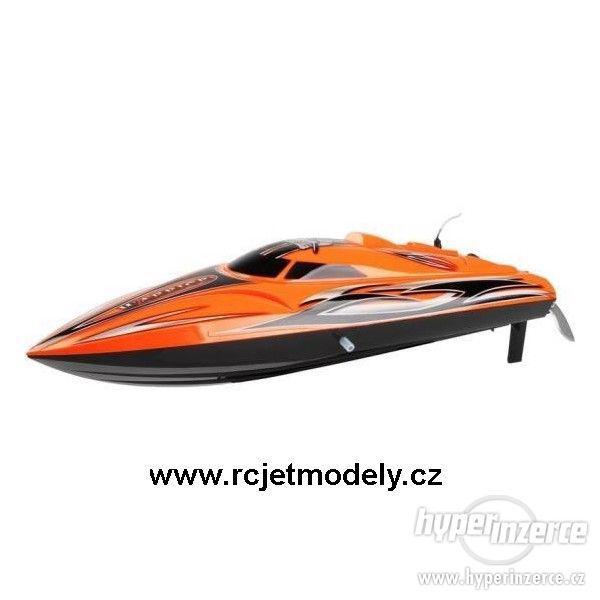 Ripmax Offshore Warrior Lite - RTR, RC rychlostní člun, 2,4