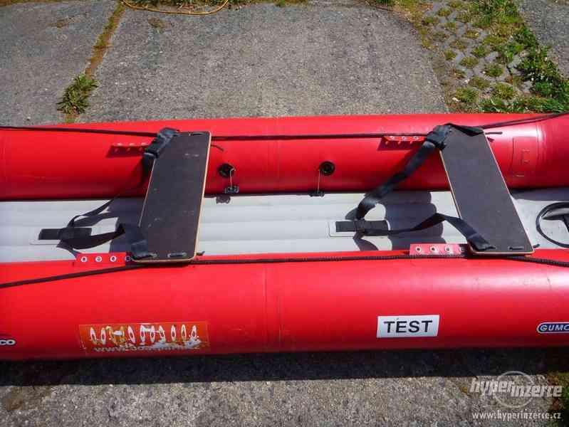 Prodám nafukovací kanoi Orinoko (ev. Orinoco) - foto 4