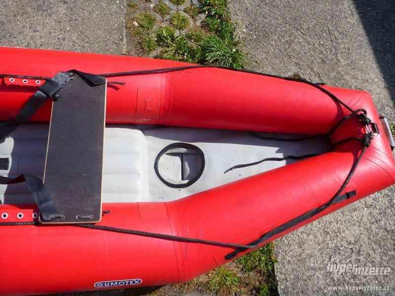 Prodám nafukovací kanoi Orinoko (ev. Orinoco) - foto 5