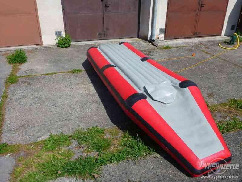 Prodám nafukovací kanoi Orinoko (ev. Orinoco) - foto 7