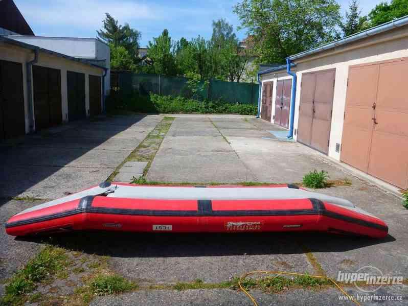 Prodám nafukovací kanoi Orinoko (ev. Orinoco) - foto 8