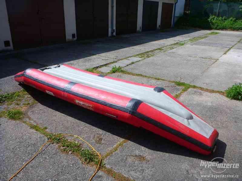Prodám nafukovací kanoi Orinoko (ev. Orinoco) - foto 9