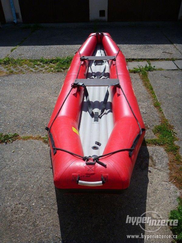 Prodám nafukovací kanoi Orinoko (ev. Orinoco) - foto 2