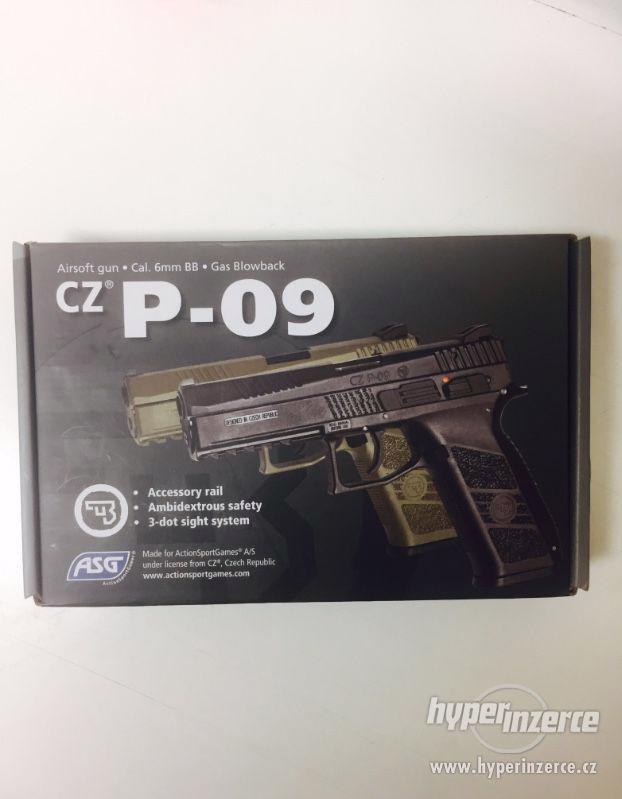 Pistole CZ P-09 - foto 1