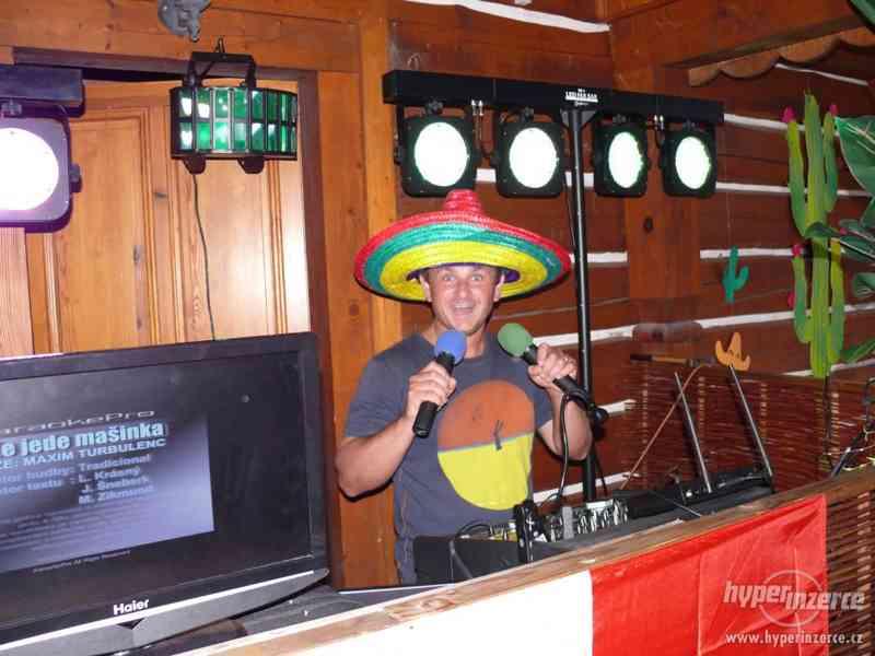 DJ na svatbu, svatební DJ, ozvučení obřadu - foto 2