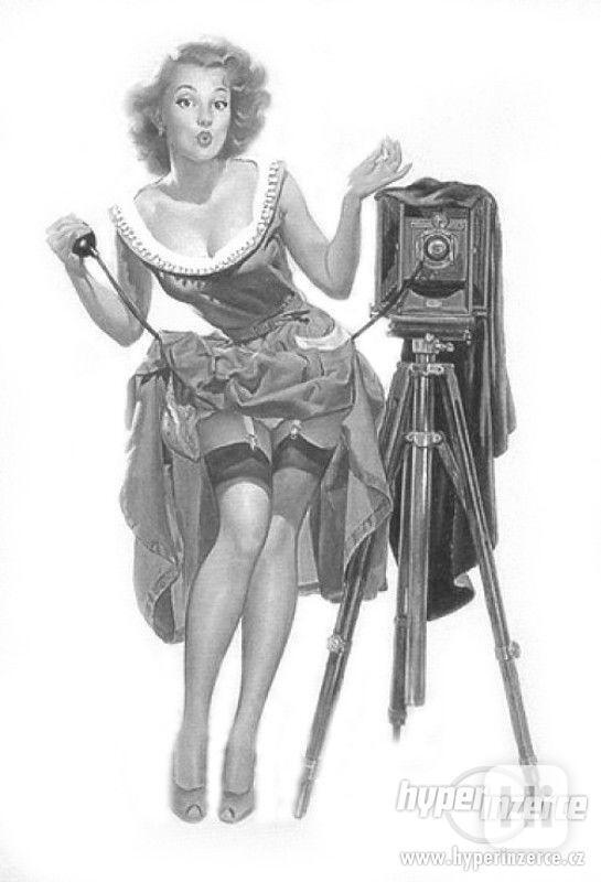 Hledám práci v oboru fotograf