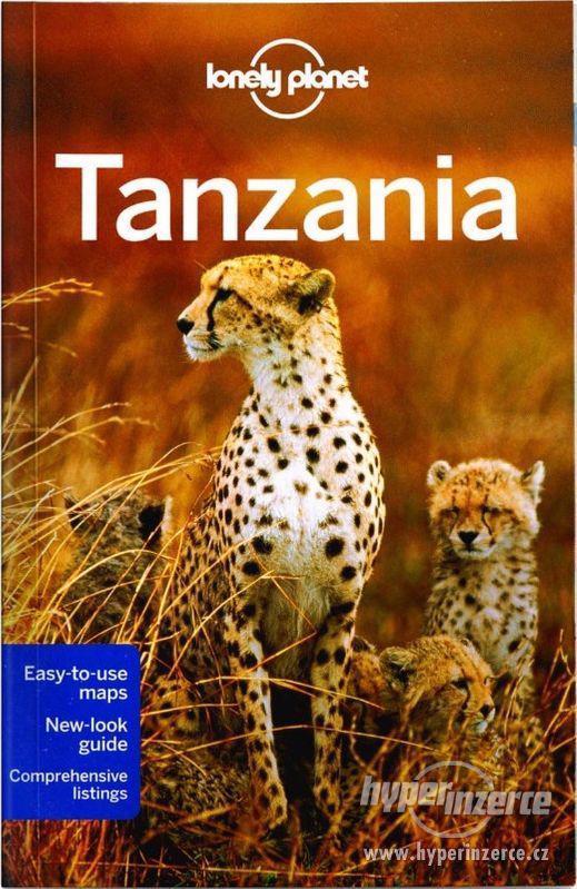 Tanzania Lonely Planet 2015 průvodce anglicky - foto 1