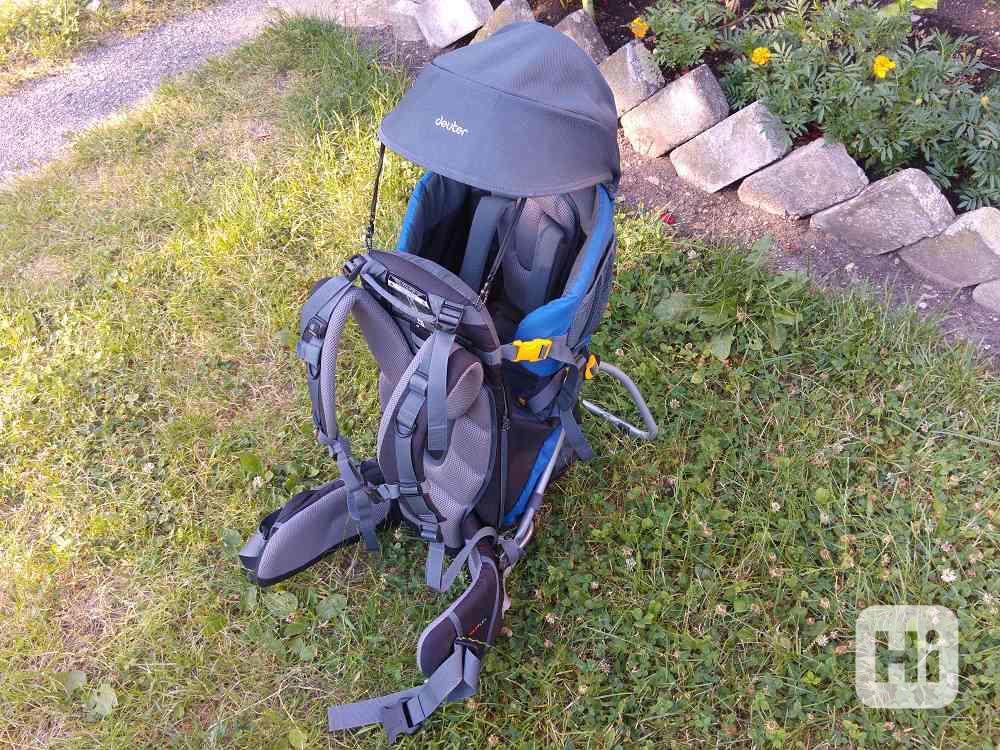 Zapůjčení: Značková krosna (nosítko) Deuter 2 - foto 1