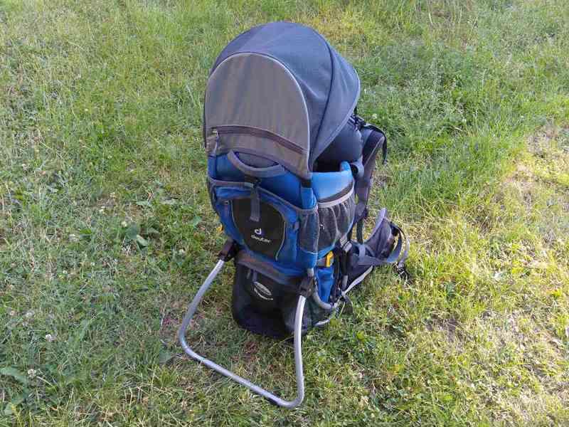 Zapůjčení: Značková krosna (nosítko) Deuter 2 - foto 2