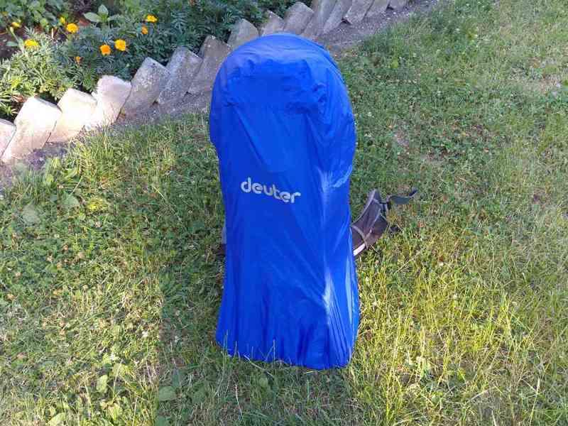 Zapůjčení: Značková krosna (nosítko) Deuter 2 - foto 9