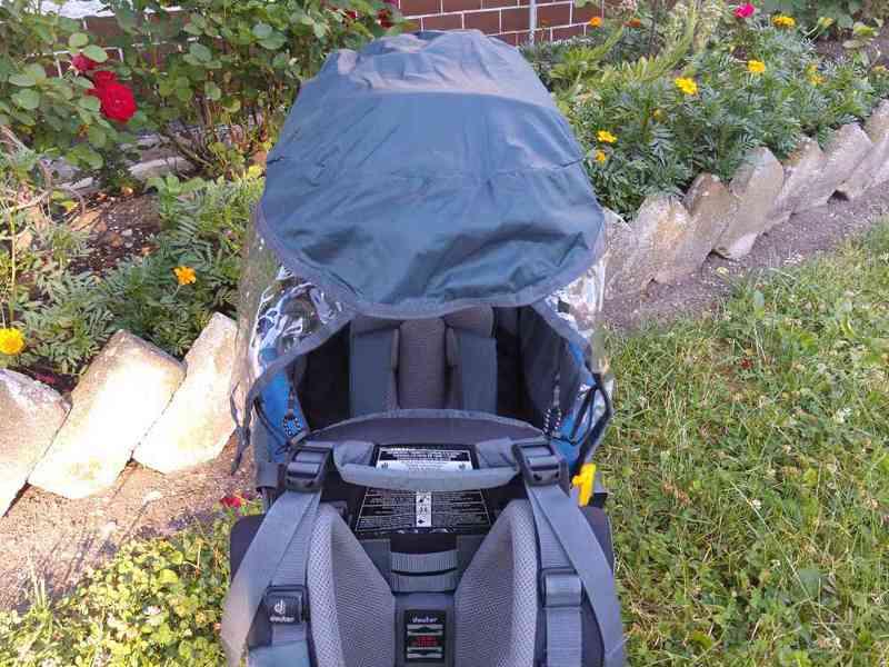 Zapůjčení: Značková krosna (nosítko) Deuter 2 - foto 3