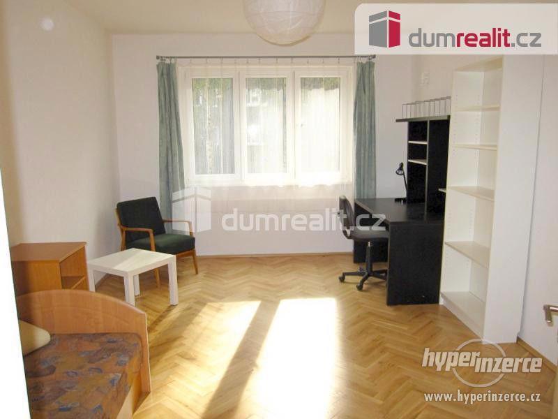 Světlý byt 2+1, 65,9 m2, 1NP, cihla, Praha 4 - metro Budějovická
