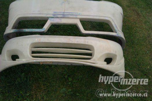 nárazníky na Opel Vectra B - foto 5