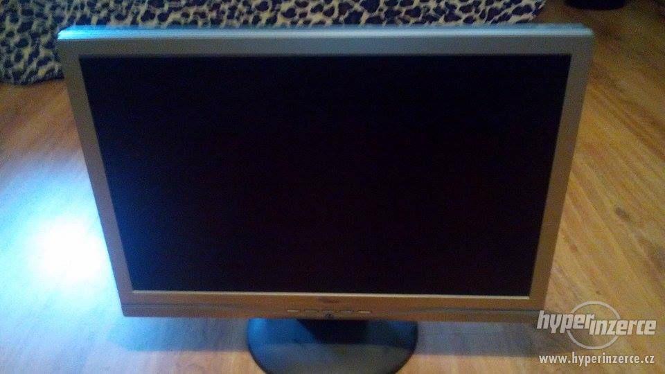 "LCD monitor Fujitsu Siemens 20"""