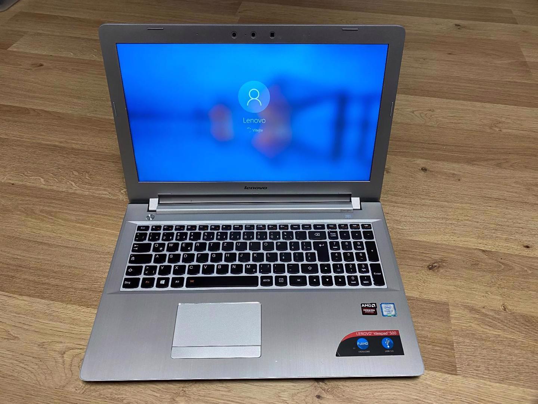 Herní notebook Lenovo IdeaPad 500-platí do smazání - foto 1