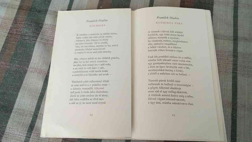 Uprostřed Evropy - sbírka básní - foto 6