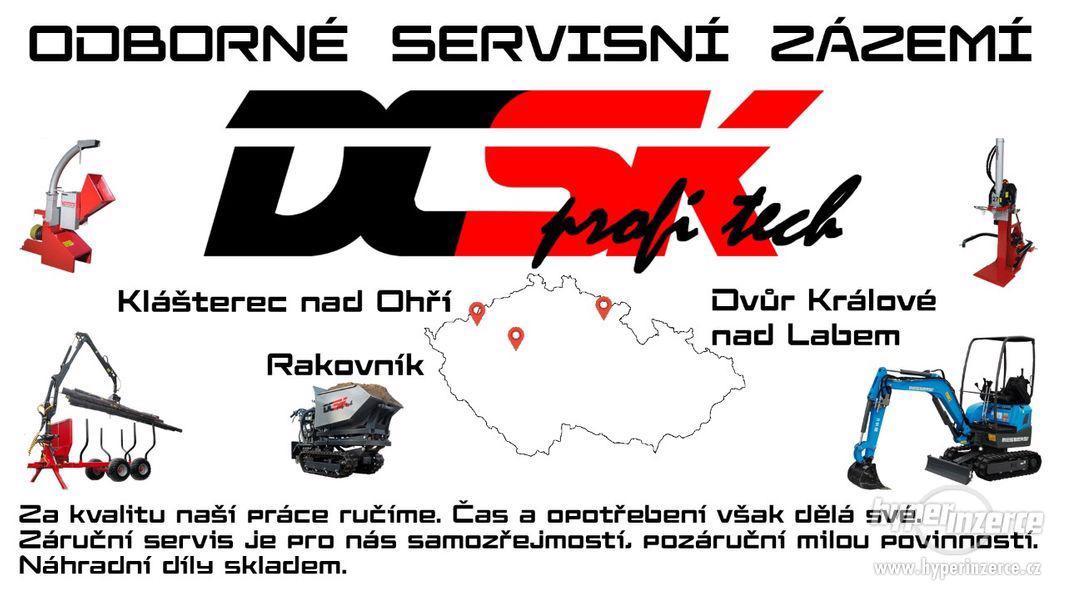Štípačka DCSK profi tech 18t PTO - foto 6
