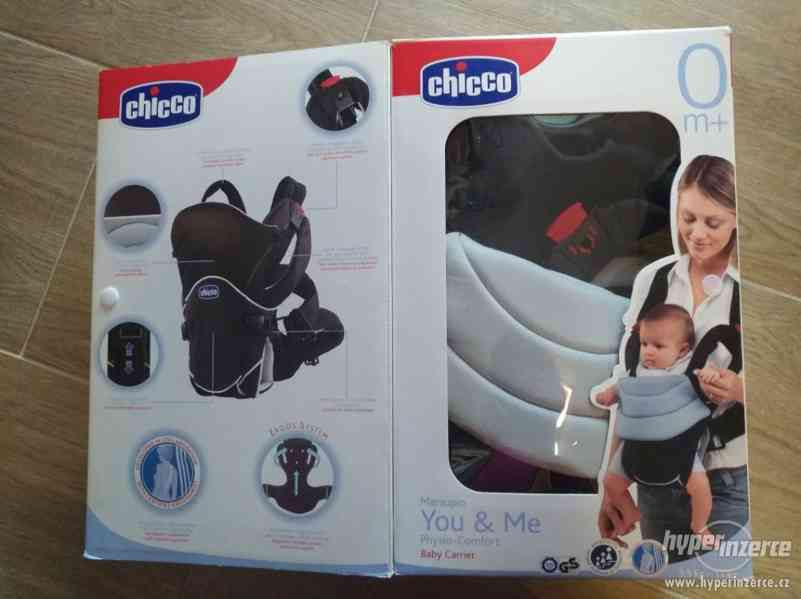Nosítko Chicco You & Me - foto 2