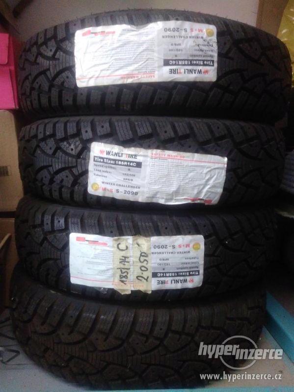 Prodám úplně nové zimní pneu( Winter  Challenger)