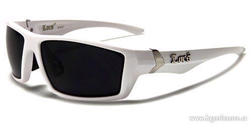 Motorkářské sluneční brýle Locs - foto 1
