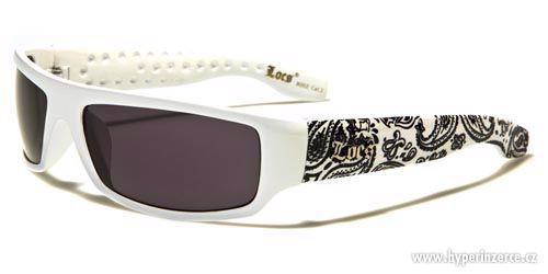 Motorkářské sluneční brýle Locs - foto 2