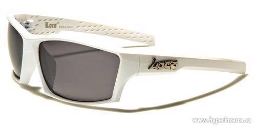 Motorkářské sluneční brýle Locs - foto 3