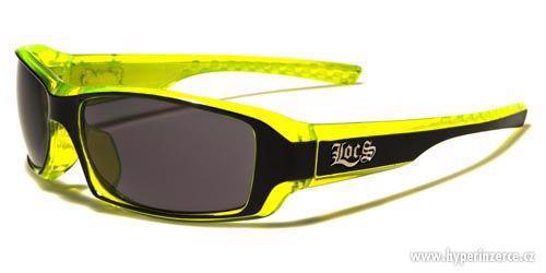 Motorkářské sluneční brýle Locs - foto 4