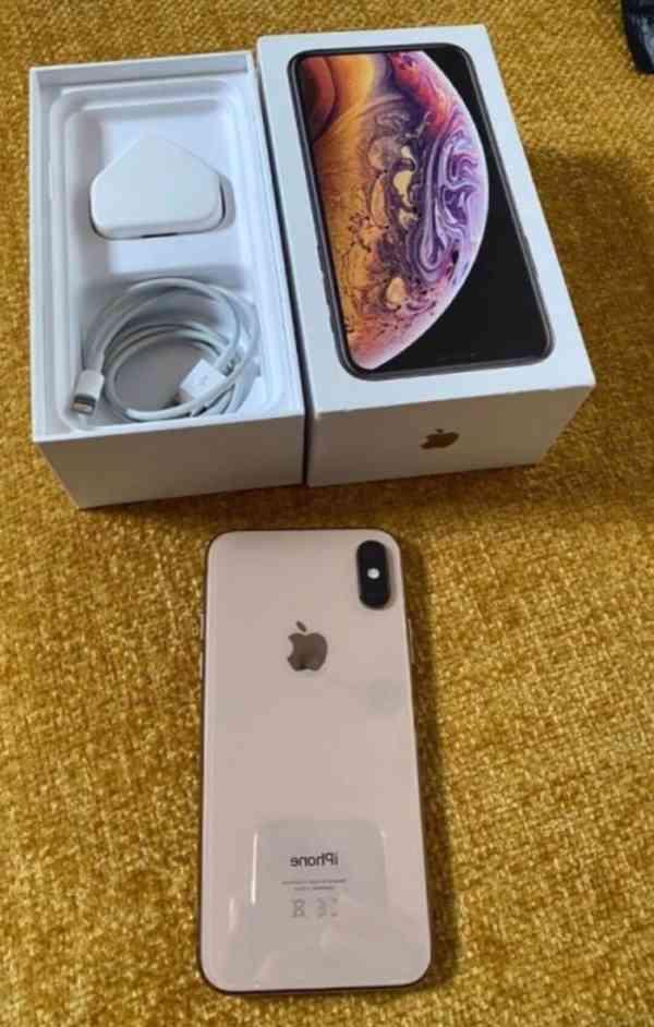 Apple iPhone XS  64Gb Gold - foto 1