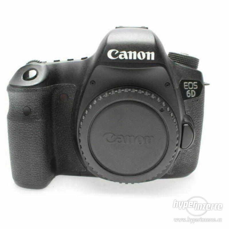 Canon EOS 6D 20.2MP DSLR Camera - foto 1