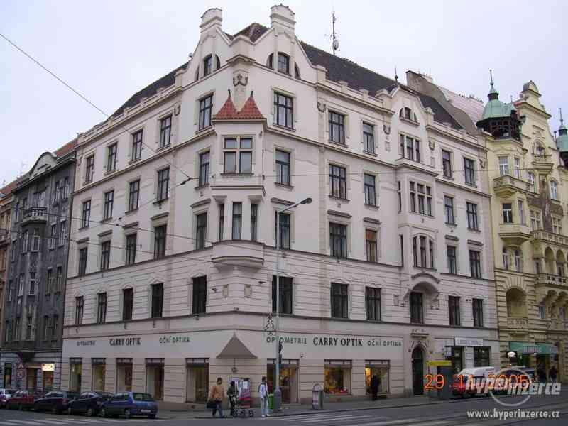 Projektové práce Praha a okolí