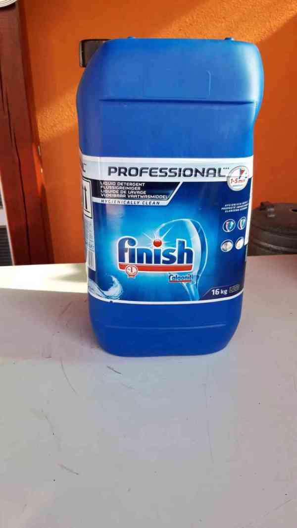 Čistící prosředek  FINISH Professional - foto 2