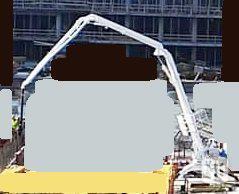 18m beton rameno 125mm výložník pavouk