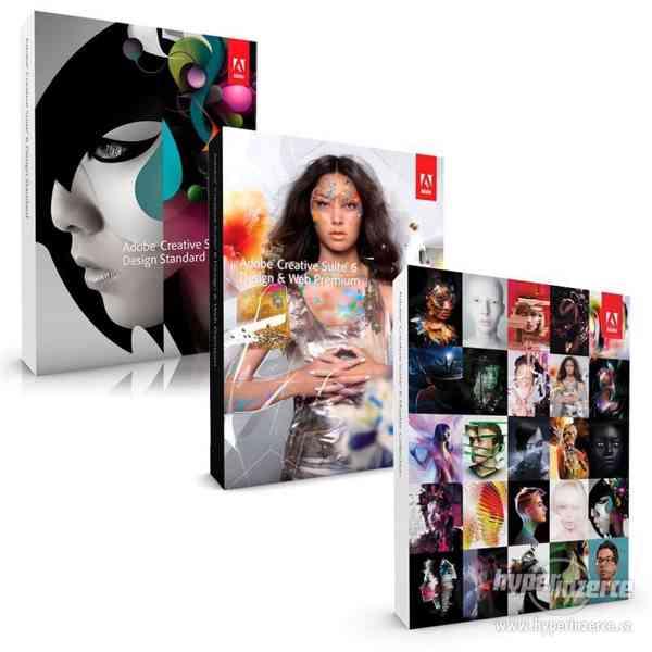 Koupím Adobe CS6 - foto 1
