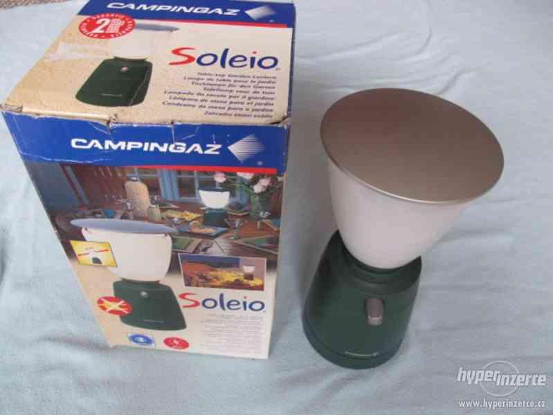 Campingaz lampa Soleio