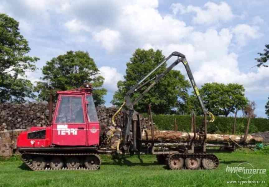Lesní vyvážecí souprava TERRI