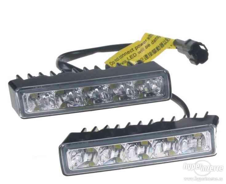 LED světla pro denní svícení - montáže - foto 3