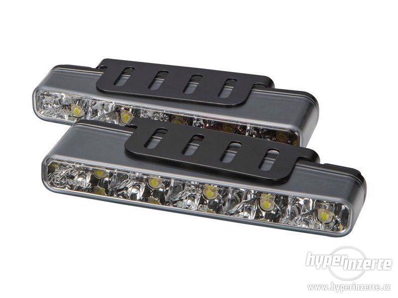 LED světla pro denní svícení - montáže