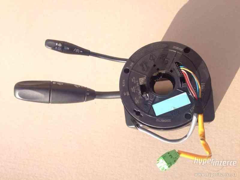 tempomat, přepínač světel MB sprinter - foto 1