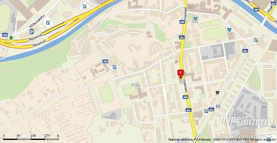 Pronájem kanceláří, dílen a skladů - Brno, Vídeňská - foto 1