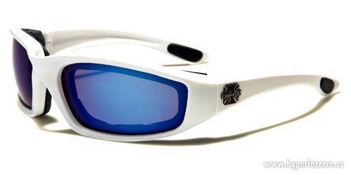 Prodám motorkářské moto sluneční brýle Choppers - foto 11